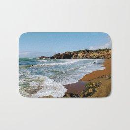 Oregon beach Bath Mat