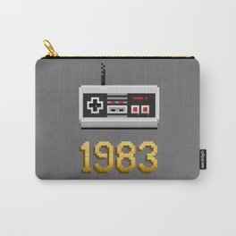 1983 [Pixel Art] Carry-All Pouch