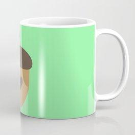 Acorn with heart T-Shirt for Women, Men and Kids Coffee Mug