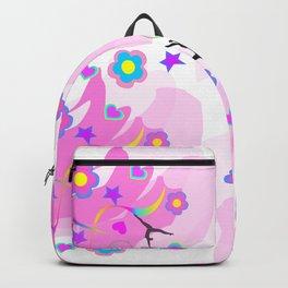 Retro Gymnastics Backpack