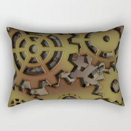 Gears Rectangular Pillow