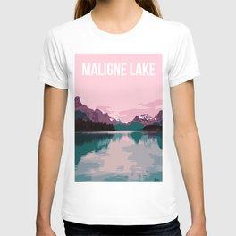 Maligne Lake - Cananda T-shirt