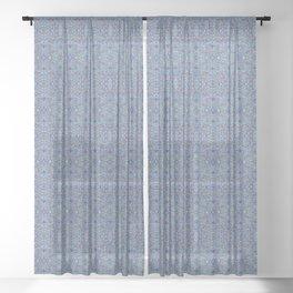 ENDANGERED SPECIES Sheer Curtain