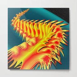 Flight of the Phoenix Metal Print
