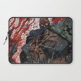 INTO THE PIT - Stefano Cardoselli  Laptop Sleeve
