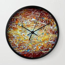 The Big Bang Wall Clock