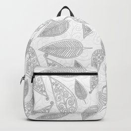 Color Me Leaves Backpack