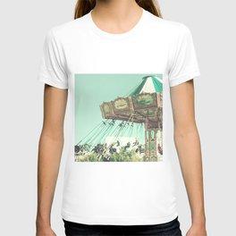 Winter Swing Chairs  T-shirt