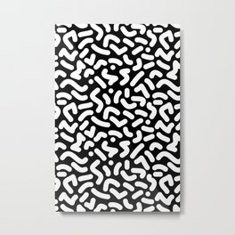 'MEMPHISLOVE' 17 Metal Print