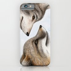 Vanishing Canadian Canids Slim Case iPhone 6s
