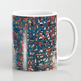 Abstract Composition 473 Coffee Mug