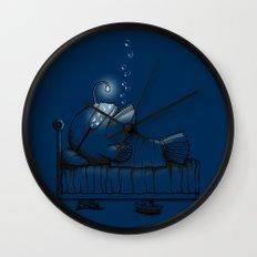 Good Night, Sleep Tight Wall Clock