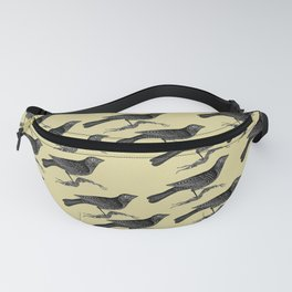 Blackbirds Fanny Pack
