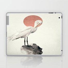 White Wings Laptop & iPad Skin