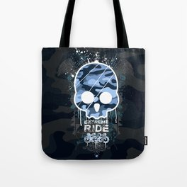 Extreme ride Tote Bag