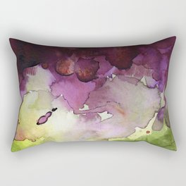 Iris Rectangular Pillow