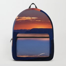 Colorful Sunset - North_Rim, Grand_Canyon, AZ Backpack