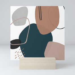 Stone's Throw Mini Art Print