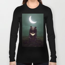 my light in the darkness Long Sleeve T-shirt