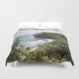 Pololu valley Duvet Cover