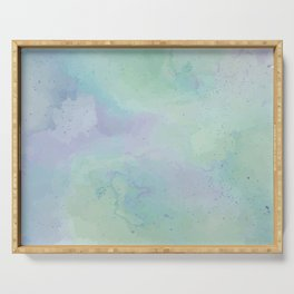 Lacuna Watercolour Sky Serving Tray
