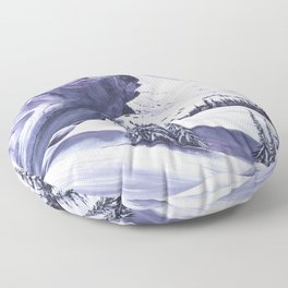 Pointe De Chesery Floor Pillow