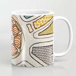 La Fontaine Coffee Mug