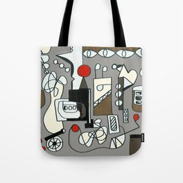 ENGINEERING Tote Bag
