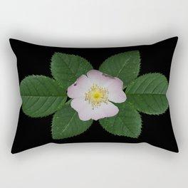 Dog rose Rectangular Pillow