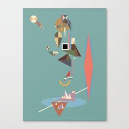silvanus Canvas Print