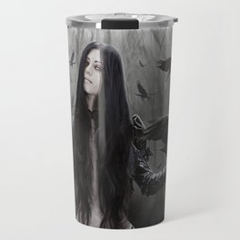 Jackdaw Travel Mug