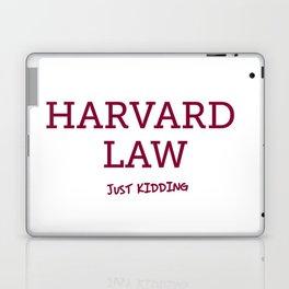 Harvard Law Laptop & iPad Skin