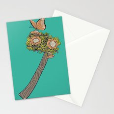 No Steel Today Stationery Cards