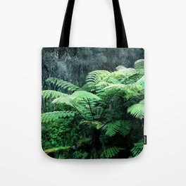 Abandoned Pathway Tote Bag