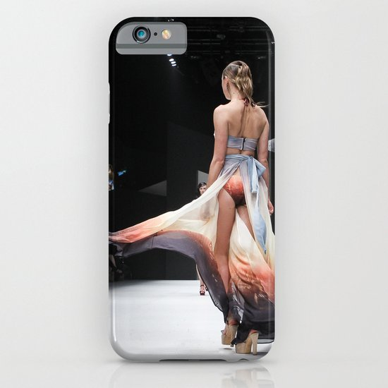 Back Down the Runway iPhone & iPod Case