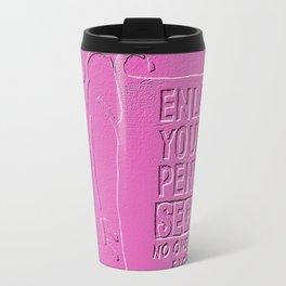 Make my Dick GREAT again - Relief Travel Mug