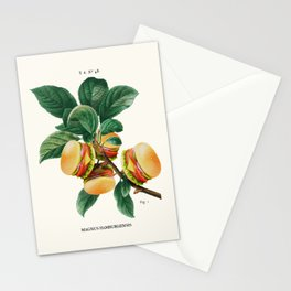 BURGER PLANT Stationery Cards