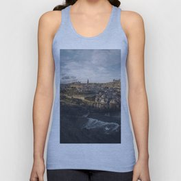 Toledo at sunset Unisex Tank Top