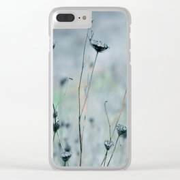 REMAINS Clear iPhone Case