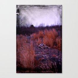 Centralia Outback Canvas Print