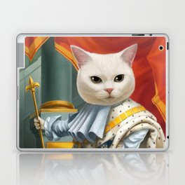 Cat King Laptop & iPad Skin