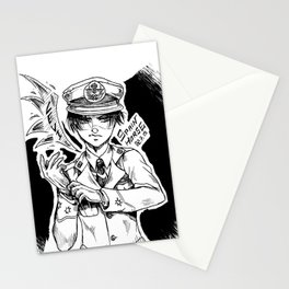 Captain Levi - Air Force Stationery Cards