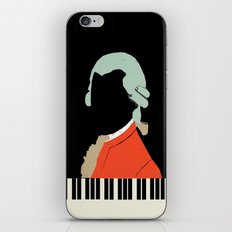 Mozart  iPhone & iPod Skin