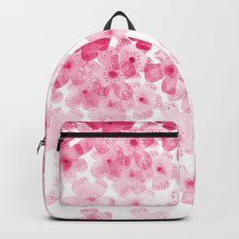 Cascading Cherry Blossoms Backpack