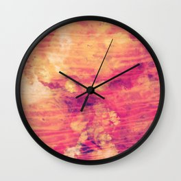 Boum Wall Clock
