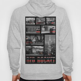 Red Rocket 28 Hoody
