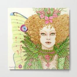 Queen of Elphame Metal Print