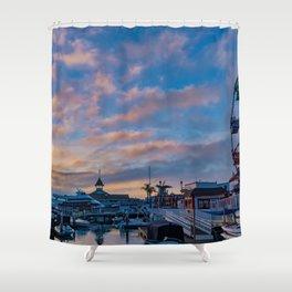 Fun Zone Dawn Shower Curtain