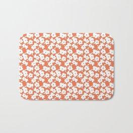 Spring Flower Bath Mat