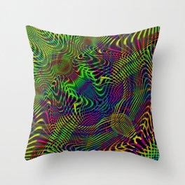 Disordant Throw Pillow